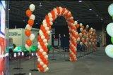 泉州气球装饰气球布置广告气球定制