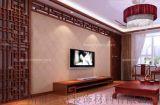 匠心打造酒店复古铝合金万字花格艺术屏风