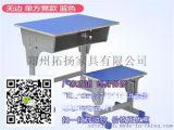 南阳学生课桌凳|双人课桌凳|钢木课桌凳定制厂家