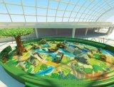 高清儿童乐园效果图_儿童乐园设计及设备定制_哈皮时光