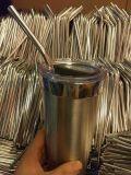 不锈钢吸管 广联咖啡不锈钢吸管 不锈钢吸管泡壳套装定做 304/316直款弯款