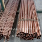 订购35*0.8mmT2紫铜管 T2紫铜直管圆管