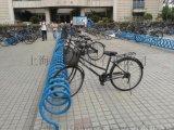 螺旋系列自行车停车架加工