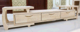 實木烤漆電視櫃-家具電視櫃-客廳實木電視櫃