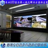 深圳泰美生产监控室高端小间距高清P2.5室内全彩led显示屏