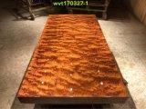 完美水波紋實木大板