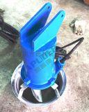 凯普德冲压式潜水搅拌机QJB7.5/12-620/3-480养殖场污水搅拌机