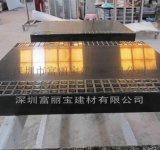 深圳石英石厂家供应黑色马赛克石英石桌面、台面、操作台来图定制厂价直销