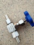 J23W-160P 外螺纹针型阀-大连式