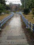 供应塑钢PVC草坪护栏厂家批发花池围栏园艺绿化围栏
