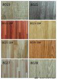 厂家佛山直销出口木纹PVC石塑地板 防水耐磨专卖店办公展厅商铺塑胶地板