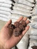 厂家供应精品红色火山石5-8mm滤料