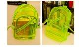 定制迪士尼包 PVC包 透明加厚背包 書包 雙肩包