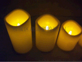 遥控LED电子蜡烛灯 电子蜡烛 遥控 创意婚礼生日婚庆场地布置道具