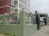 廠家熱銷PVC草坪護欄園林塑鋼護欄現貨供應
