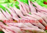 厂家热销泡椒鸡爪生产线 凤爪生产线 凤爪脱皮生产线 泡椒凤爪生产线设备
