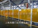 焊接安全防护门、焊接遮弧帘
