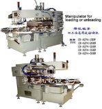 PLC多工位转盘式高周波机 (可选机械手取放料)(CR-AZ/AZP-8KW-100KW)