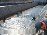 新疆抗老化长丝土工布厂家供应 两布一膜防渗膜价格低