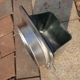 宁夏导流式不锈钢烟道止回阀 厨房防火阀 排气道止逆阀