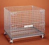 專業供應折疊倉儲籠生產