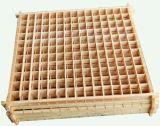 蚕具-木板方格蔟