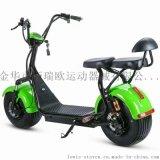 斯瑞欧厂家直销 新款哈雷防盗电动车 两轮宽轮 成人代步车