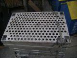 南京厂家加工定做不锈钢冲孔网板 装饰冲孔板 货架网等规格多品种全