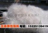 南阳立体弹性填料*水解酸化池用弹性填料