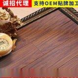 12mm仿古手抓纹系列强化实木木地板 赛豪欧式古典木质地板批发
