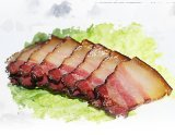 贵州特产腊肉 贵州特产烟熏腊肉 川味野猪腊肉