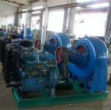 250HW-7柴油水泵 柴油机混流泵