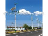 6米新款太陽能路燈 一體太陽能燈家用 風光互補太陽能路燈