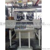 厂家批发注塑机 液压立式塑料注塑机 滑板高效双色注塑机