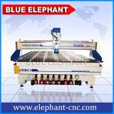 蓝象数控2030大型木工雕刻机,HQD风冷大功率主轴,24000RPM, 加工速度快,步进电机与驱动,真空吸附台面,