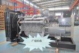 【广信机电】英国进口1200Kw柴油发电机组