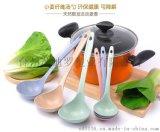 小麦秸秆塑料环保健康不伤锅汤勺