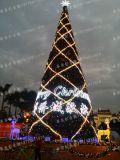 大型圣诞树户外15米圣诞树厂家直销