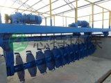 志特有机肥设备翻抛机,槽式翻堆机