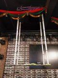 四立柱DJ台电动吊架 舞台灯光伸缩吊架 竹节式投影机吊架
