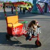 华龙厂家供应机器人蹬车 熊大蹬车 光头强蹬车