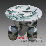 陶瓷桌凳厂家定做 瓷器青花桌凳