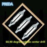 整体硬质合金钨钢涂层 60度 90度 中心钻 进口加工不锈钢中心钻