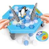 破冰企鵝敲冰打電鼠桌面遊戲工廠直銷廠家生產可一件代發