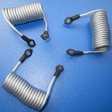 电机门安全绝缘弹簧镀锌钢丝绳 包胶弹簧绳,弹簧钢丝绳 厂