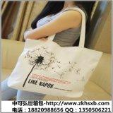 厂家直销 创意学生棉布袋帆布袋 手提广告购物帆布袋 可印logo