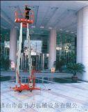 珠海酒店换灯泡、清洁天花板铝合金升降平台