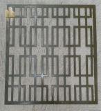 中式古典铝屏风 镂空雕花 (3003)