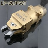 厂家直销90度气动剪刀威莱仕LF-20F5CT自动化气剪专业剪切塑胶