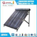 太阳能供热系统真空管集热器通过SGS认证